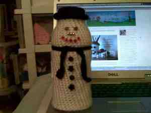My Snowman Creation - 2009