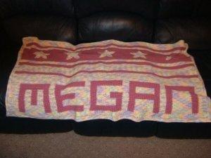 megans blanket