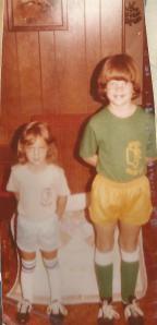 Sue & Liz - Soccer