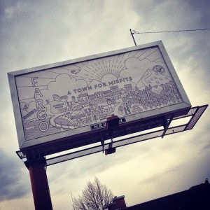 MisfitCon Billboard